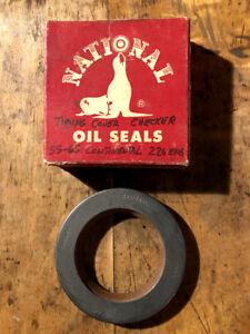 NOS 1947-1955 Kaiser-Frazer 1952-1965 Willys 6 226-230 Timing Cover Oil Seal