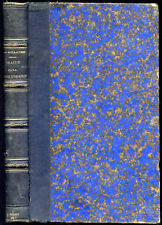 E. Guillaume : TRAITE PRATIQUE de la VOIRIE URBAINE - 1878. Droit, Urbanisme