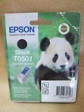 Cartuccia EPSON Originale T0501 Colore Nero (C13T05014010) S020093 / S020187
