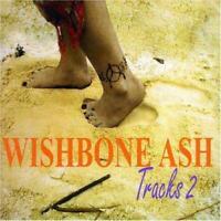 WISHBONE ASH - TRACKS 2 2CDs (New & Sealed) Rock Inc Rare & Unreleased