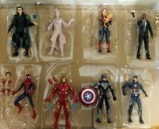 """Marvel Legends Avengers Endgame 6"""" Figure Lot of 8 Iron Man Captain America"""