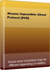 Mission Impossible: Ghost Protocol [DVD].