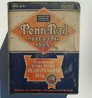 Radbill+Oil+Co.+Philadelphia+PA++Penn-Rad+Motor+Oil+Two+Gallon+can
