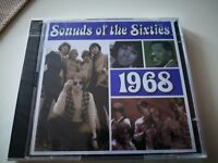 2CD  Sounds Of The Sixties  -  1968 Time Life  TL SCC/03 original verpackt
