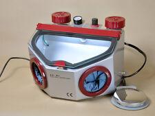 AX-B3 sableuse double fins pour laboratoire dentaire