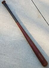 "1940s AMYX Manufacturing Model #84 Champion Baseball Bat 35"" Wood West Plains MO"