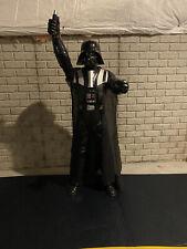 Star wars Darth Vader 4ft Talking, sensor, good condition.