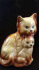 glazed ceramic Cats figurine Brazil