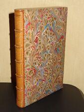 PARALLÈLEMENT - PAUL VERLAINE - 1889 - EDITION ORIGINALE - RELIURE SIGNÉE
