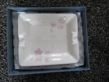 Commemorative Wedgwood China Ashtray Opening of Hotelware Factory by Albert Roux
