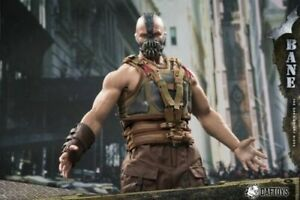 DAFTOYS 1/6 Batman Bane Head &Clothing Set Model Fit 12'' Male Figure Body