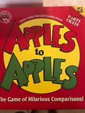 Apples to Apples Party Crate