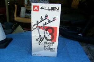 Allen Sports 103dn Deluxe Trunk Mount 3-bike Carrier