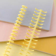 Kw Trio 10pcs 30 Hole Loose Binders Binding Spines Combs P6s3