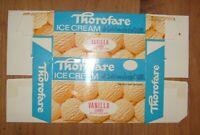 Thorofare Market - Pittsburgh PA  Dairy Vintage - VANILLA  ICE CREAM CARTON