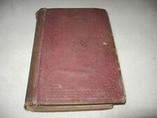 1869 - Luck And Pluck or John Oakley's Inheritance by Horatio Alger Jr. - 1st Ed