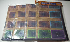Rare 1999 Japanese Official Yu-Gi-Oh! 2-Player Cloth Playmat Duel Field New
