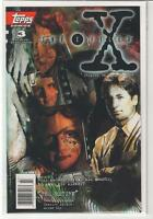The X-Files #3 Mulder Scully Topps Comics 9.6