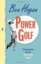 Power Golf by Ben Hogan, (Paperback), Gallery Books , New, Free Shipping