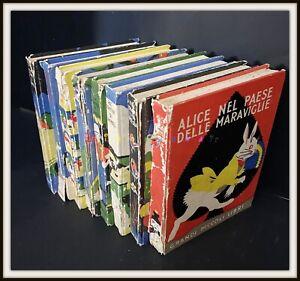 ⭐️ # 8 Grandi Piccoli Libri - Titoli non Disney - Salani 1935 - DISNEYANA.IT