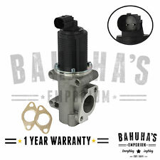EGR VALVE / EXHAUST GAS RECIRCULATION FOR FIAT BRAVA, BRAVO MK1/2, DOBLO, IDEA