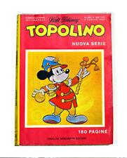 Topolino  Libretto  605  con Ologramma Gadget e Bollini Club (Buono-Ottimo)
