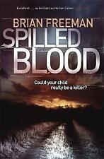 Spilled Blood by Brian Freeman (Hardback, 2012)