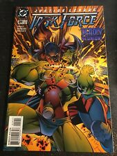 Justice League Task Force#29 Incredible Condition 9.0(1995) Despero, Bernado Art