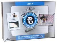 2017 LEAF PERFECT GAME BASEBALL NATIONAL SHOWCASE HOBBY BOX