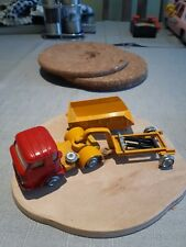 JOAL No 212 ARTICULATED DUMP TRUCK CAMION TRAILER 1960s SPAIN for parts/repair
