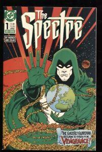 SPECTRE (1987) #1 9.6 NM+ VESSELS