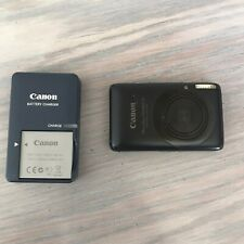 Canon PowerShot Digital ELPH SD1400 IS 14.1MP Digital Camera Black