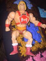 Thunder Punch HeMan MOTO Motu Action Figure Mattel 1984 Vintage