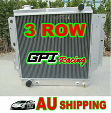 4ROW all aluminum radiator Jeep Wrangler YJ/TJ/LJ  RHD 1987-2006 AT/ MT 90 91 92