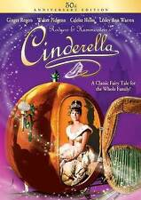 Rodgers & and Hammerstein's Cinderella 50th Anniv. DVD NEW Lesley Ann Warren USA