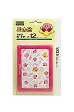 Nintendo Official Kawaii 3DS Game Card Case12 -Kirby Kirby&Stars