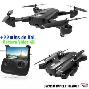 Caméra Drone EACHINE SG900 4k HD GPS 2.4G WiFi 720P Pliable Quadcopter