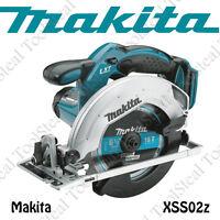 "Makita XSS02Z (A Grade) 18V LXT® Li-Ion Cordless 6-1/2"" Circular Saw Tool Only"