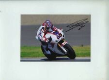 Jonathan Rea Honda World Superbikes Moscow 2013 Signed Photograph