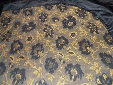 """A8596 Medieval Looking Vintage Hand Made Bedspread 117"""" x 99"""""""