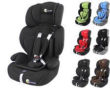 Autokindersitz Kinderautositz, Extrapolster Kids 9-36 kg 1+2+3 ECE CLAMARO NEU