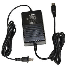 HQRP AC Power Adapter for Korg KM2, N1R, N5, TR88, SP500, TP-2, ESX-1, DL8000R