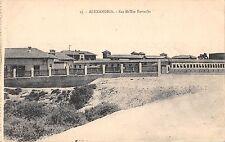 BF8441 ras el tin barracks alexandria egypt      Africa  Egypt