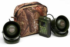 Jagdspiel Anrufer Hunterhelp PRO 3, Zwei Breitbandlautsprecher Hunterhelp Alfa