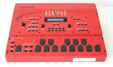 Ensoniq ASR X Pro Red w SCSI Expansion Sampler Sequencer Drum Machine