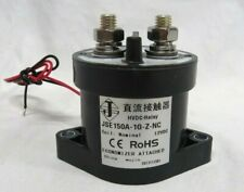 NEW Normally Closed Solenoid Relay Contactor; 12VDC; 150A