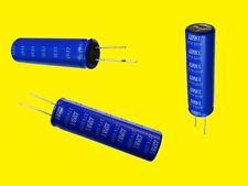 Ultra Super Kondensator EDLC 2,7V 100F 100 Farad ESR-15mOhm 18x60mm 1x