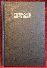 Testimonies for the Church Volume Six Ellen G White Father's Day Gift