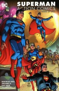 Superman Action Comics TPB By Brian Michael Bendis #5-1ST NM 2021 Stock Image