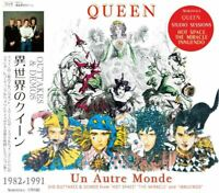 Queen Un Autre Monde Outtakes & Demos CD 2 Discs 28 Tracks Music Rock Japan